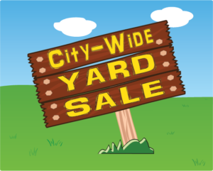 City-Wide Yard Sale