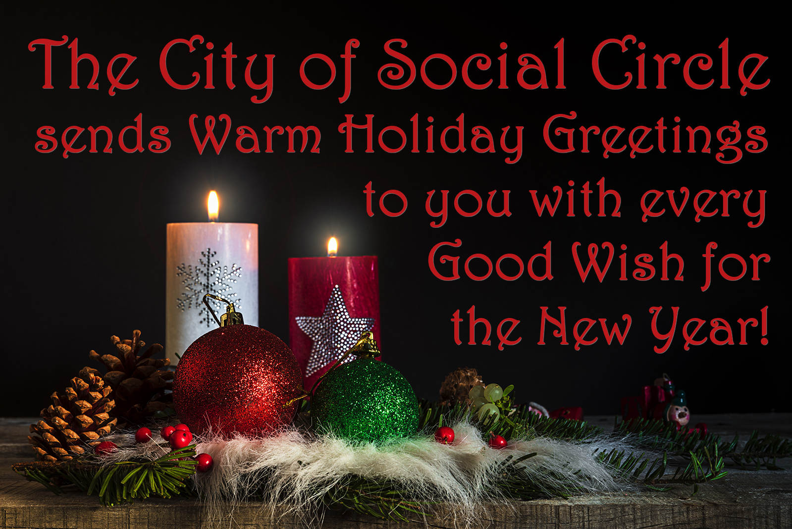 City Holiday Schedule City Of Social Circle