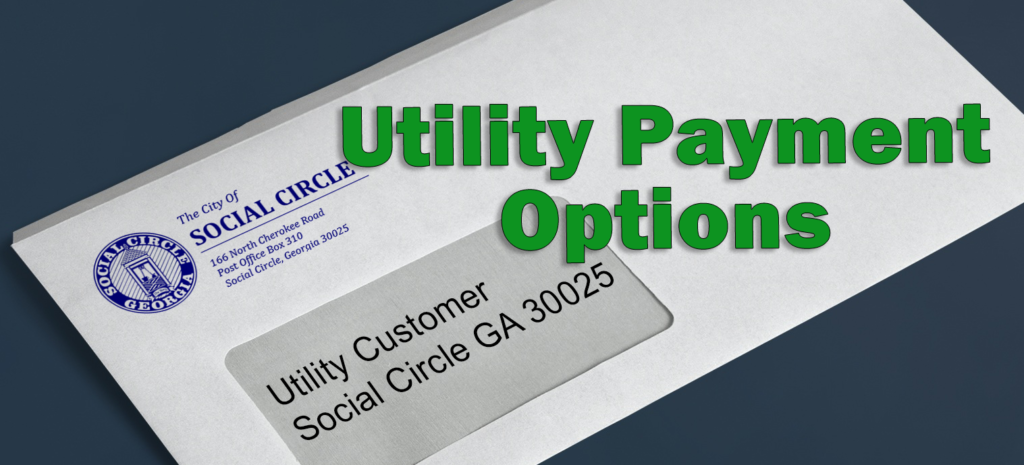 Utility Payment Options