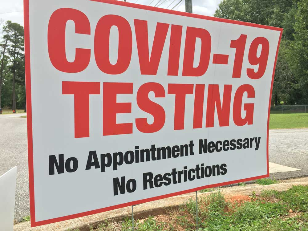 1 COVID-19-Testing-at-Corinth-bigsign
